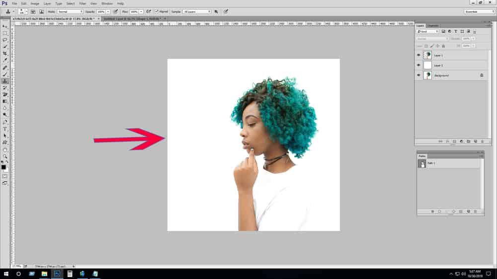 image masking